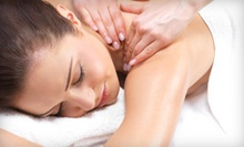 $43 for a One-Hour Deep Tissue Massage at Safiyah's Massage &amp; Rehab