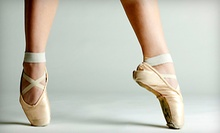 $15 for 5pm 90-Minute Pointe Ballet Class at Forever Dancing