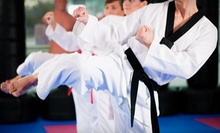 C$5 for Children's Drop-In Martial-Arts Class at 5 p.m. (Ages 6-10) at Kick It Martial Arts