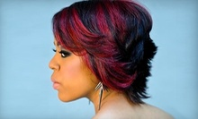 $55 for Shampoo, Haircut and Style at Like The River The Salon