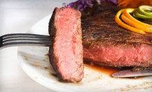 $12 for $20 at Cattleguard Restaurant & Bar