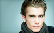 $45 for a Men's Shampoo, Cut, and Style at Hair by Jordan Marie Miller