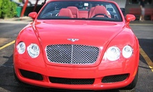 $10 for a Super Saver Plus Car Wash at Top Hat Car Wash