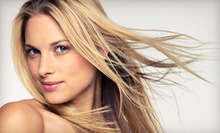$65 for a Half Head of Highlights at Canvas Hair & Nail Salon