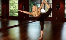 $9 for a 10am Pilates Mat Class at Exhale Studio