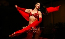 $12 for a One-Hour Open Level Belly Dance Class from 6:30 p.m.  at Amira Mor International Entertainment Company