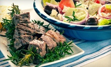 $17 for $35 Worth of Mediterranean Cuisine at Taverna Opa
