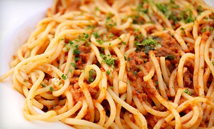 $5 for $10 Worth of Lunch at Vitarelli's