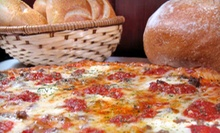 $10 for $15 at Original Presto's Brick Oven Pizza &amp; Pasta