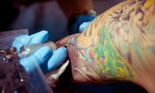 $157 for $225 Worth of Tattoo Services at Revelations Tattoo