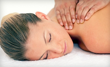 $42 for a One Hour Massage at A Soothing Touch Massage
