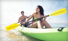 $17 for a Full Day Single Kayak Rental at Malibu Surf Shack