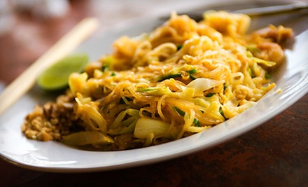 $8 for $13 at Bangkok Thai Raleigh