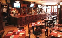 $14 for $20 worth of Food &amp; Drinks at The East End Bar &amp; Grill