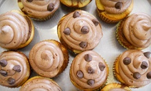 $12 for a Small Dozen Cupcakes  at Cake Cafe Atlanta