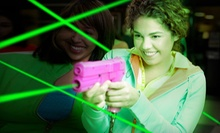 $10 for $20 at The Woods Laser Tag
