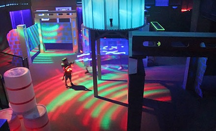 $7 for Two Games of Laser Tag for One at Laser Tag of Buford
