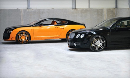 $15 for $20 at Windy City Auto Spa