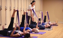 $10 for a Prenatal Yoga Class at 10:30 a.m. at Yoga Sol Studio