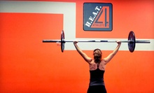 $8 for a 12 p.m. RealRyder Spinning Class at H.E.A.T. 4 Athletes