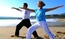 $5 for a 9 a.m. Tai Chi Class at PA KUA Health Studio