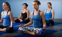 $9 for a 9:00 a.m. Vinyasa Yoga Class at Indie Yoga
