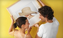 $49 for $200 Worth of Custom Framing at Art &amp; Framing Outlet