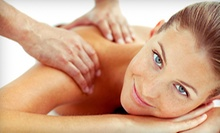 $39 for a 55-Minute Therapeutic Massage at The Healing Rose