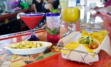 $10 for $20 at Sergio's Cantina