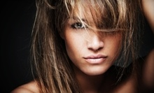 $33 for Aromatherapy Scalp Massage, Shampoo, Haircut, &amp; Style at Essence