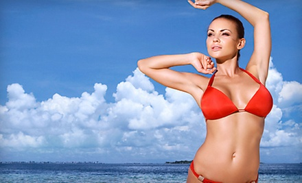 $29 for a Full Body Organic Airbrush at Aztec Tan