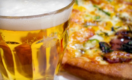 $20 for $32 worth of Pizza and a Pitcher of Beer at Spot 5750