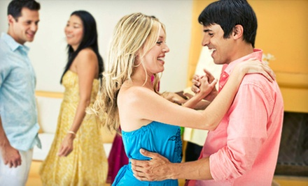 $5 for 1 Admission to Swing Dance Lesson and Swing Dance at 7 p.m. at JitterSwing Dance Clubs
