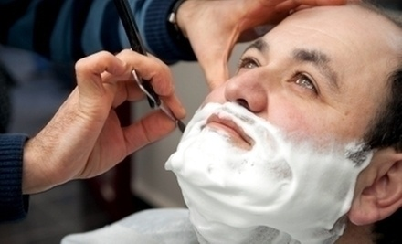 $12 for Men's Shave at Capps Barbers