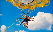 $84 for an All-Inclusive Deluxe Single Parasail Flight at Sammy Duvall's Watersports Centre