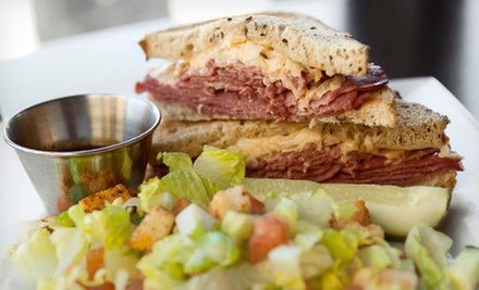 $10 for $15 at Stacked Deli