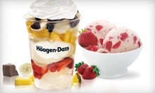$5 for $8 at Haagen-Dazs-Cumberland Mall