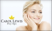 $32 for $65 at Carol Lewis Day Spa