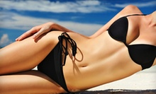 $22 for Airbrush Tanning Service at VIP Treatments Tan Service