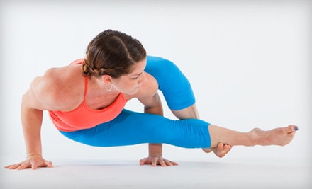 $7 for 7am Hot 60 Class at Yoga Tropics