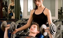 $54 for a One-on-One Personal Training Session at Juliet Tolman Personal Trainer