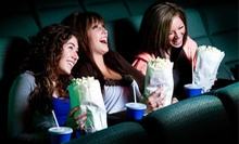 $15 for 2 Movie Tickets, a Large Popcorn & 2 Soda (Up to $34 Value) at Movies at Wellington