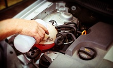 $49 for a Transmission Fluid Change (Up to $125 Value) at Bear Transmission