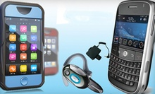 $15 for $30 Worth of Cell-Phone Accessories at Wireless Accessories