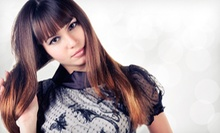 $69 for an Ombre Hair Style Treatment (Up to $150 Value) at M's on the Square Salon