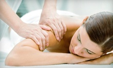 $37 for a One-Hour Massage at Relax Massage-Dawsonville