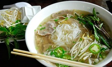 $15 for $20 Worth of Food and Drinks at Anh Hong Restaurant