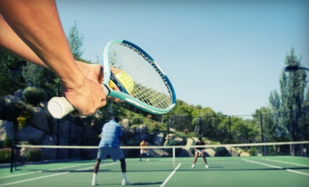 $7 for a Future Stars Tennis Class at 4 p.m. at Coto Valley Country Club