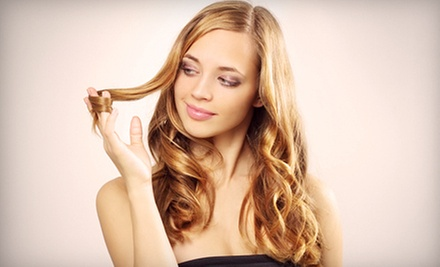 $25 for a Quickie Cut & Blow Dry at Tease Hair Studios