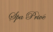 $9 for an Eyebrow Sculpting at Spa Prive